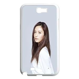 Samsung Galaxy N2 7100 Cell Phone Case White_ha74 afterschool nana kpop Rytcc