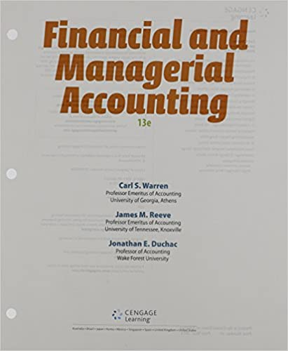 Amazon financial managerial accounting 9781285868776 carl financial managerial accounting 13th edition fandeluxe Image collections