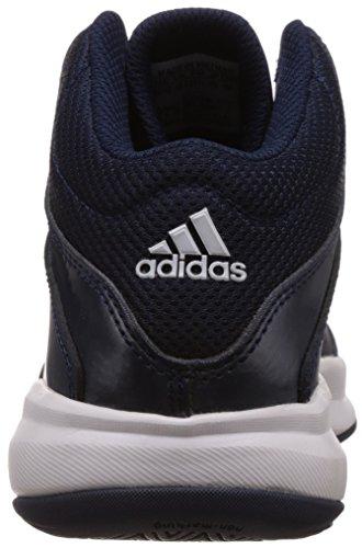 adidas Isolation 2 K - Zapatillas para niño Azul marino / Blanco / Dorado