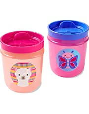 Skip Hop Toddler Sippy Cup with Straw