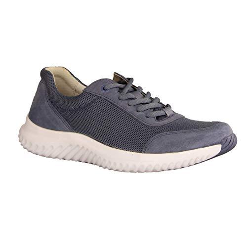 zapatillas calzado Mujer 26 Gabor sneaker Cordones Blue Con 981 Deportivos zapatos 8PnXq