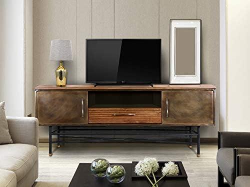Schuller - Mueble TV Moderno - Dresde (166x60x49): Amazon.es: Hogar