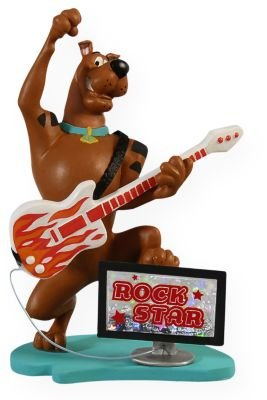 Rock Star Scooby Doo 2009 Hallmark Ornament