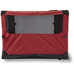 Nature's Miracle Port-A-Crate For Dogs And Cats, Collapsible Carrier