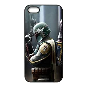 AinsleyRomo Phone Case Star Wars series pattern case For Apple Iphone 5 5S Cases *S-WAS4413