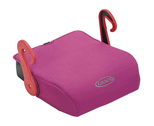 41L3bTIONlL - Graco Turbo GO Folding Backless Booster Car Seat