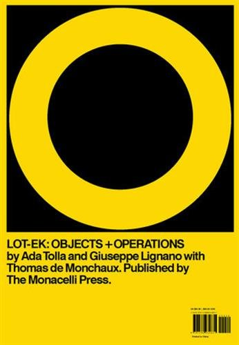 LOT-EK: Objects + Operations cover