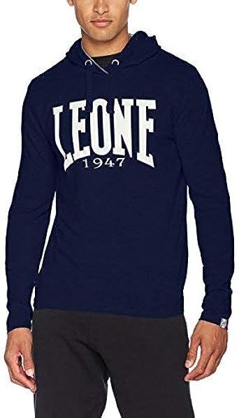 Leone 1947 LSM544 - Sudadera con capucha para hombre: Amazon.es ...