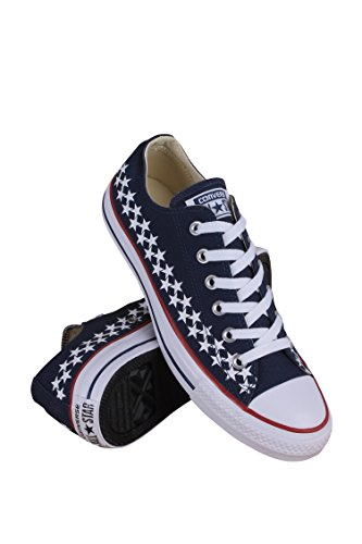 Adulte Converse Mixte Star Chuck Marine All blanc Taylor Bleu Ox wTxTZOqCYP