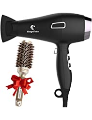 1875W Professional Hair Dryer with Ionic Conditioning...
