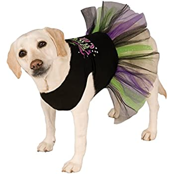 Rubie's Wickedly Cute Tutu Dress Pet Costume, Extra Large