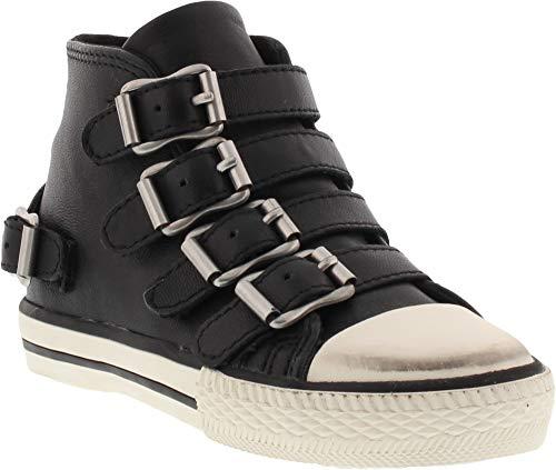 Ash Baby Vava Sneaker, Black, 25 M EU Toddler (8 US)
