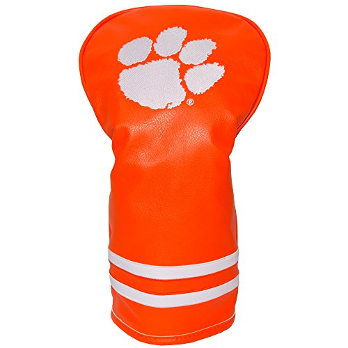 NCAA Clemson Tigers Vintage Driver Head Cover