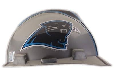 Safety Works NFL Hard Hat, Carolina Panthers by MSA Safety Works