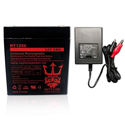 Blythewood Bee Company 12v Battery with Charger