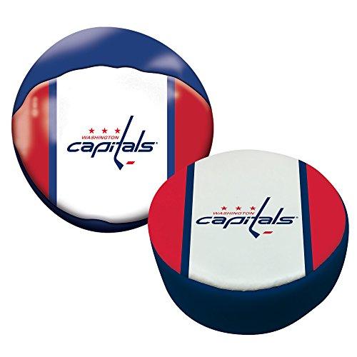 Franklin Sports NHL Washington Capitals Soft Sport Ball & Puck Set