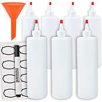 Amazon Com New Star Foodservice 26269 Squeeze Bottles