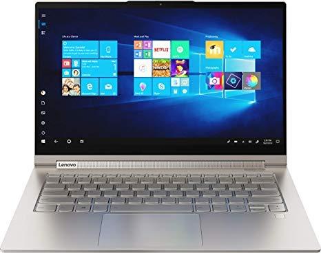 Lenovo Yoga Laptop C940-14IIL Intel i7-1065G7 1.3Ghz (3.9Ghz Turbo), RAM 16GB, 1TB SSD M.2, 14″ 4K Ultra HD, Windows 10 Pro 64, Mica (Light Gold), Keyboard QWERTZ