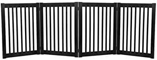 product image for Dynamic Accents-Large 4 Panel Free Standing Ez Pet Gate