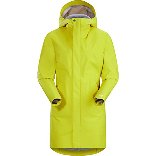 Arc'teryx Codetta Coat - Women's Olivine, XL