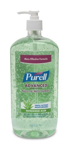 Purell 3081 04 CMR Liter Bottle Fluid