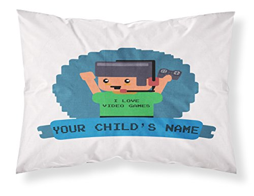 customizable-i-love-video-games-pillowcase-personalized-with-your-childs-name-perfect-gift-for-boys-