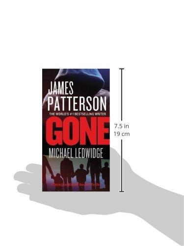 Amazon.com: Gone (Michael Bennett) (9781455515851): James ...
