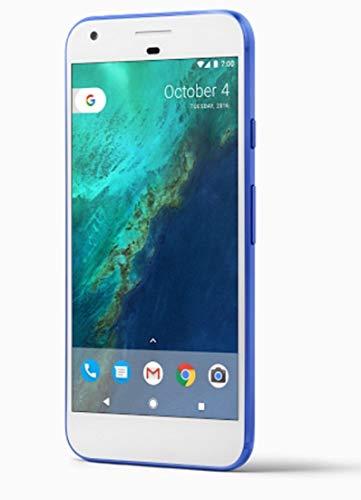 "Google Pixel XL 32GB Verizon and GSM Unlocked, Really Blue, 5.5"" (Certified Refurbished)"