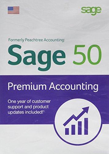 Sage 50 Premium Accounting 2016 [OLD VERSION]