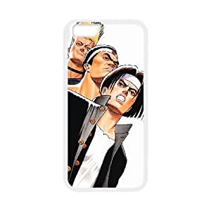 the king of fighters '94 iPhone 6 4.7 Inch Cell Phone Case White 53Go-236115