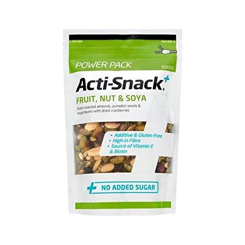 Acti-Snack Fruit, Nut & Soya Power Pack 250g - (Pack of 6)