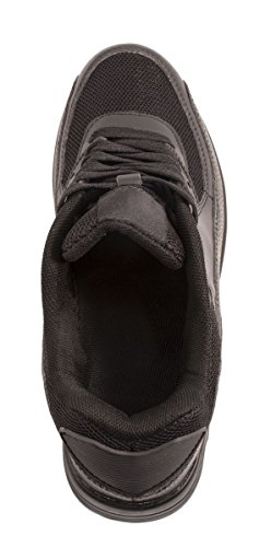 Baskets unisexe tendance | dames hommes enfants sport chaussures de course | Chaussures de sport Schwarz Lincoln 8XAHSbfJpQ