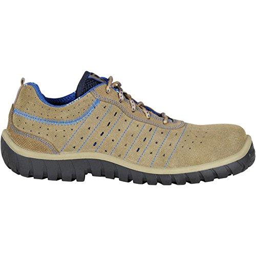 Cofra 36240001.w42–Zapatos de seguridad 'Sailor' S1P SRC Tamaño 42Beige 1Beige