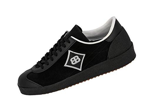 Chaussures Brütting Chaussure Daim De Randonnées Astroturfer Noir Course qSHwXx