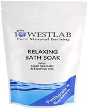 Westlab Relaxing Dead Sea Bath Soak by Westlab