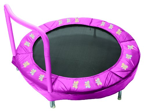 Bazoongi Bouncer Trampoline, 48-Inch, Butterfly