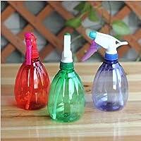 Eduton 500ml Vacía Botella plástica del Aerosol para Mascotas esterilización Hervidor portátil de Botellas de plástico Multiuso Pet Supplies (Aleatorio)