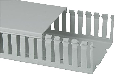 Halogen Free CBL TRUNKING 50 X 100MM External Height 50mm External Width 100mm Raceway/Duct Colour ()