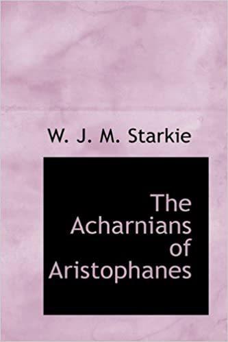 Book The Acharnians of Aristophanes