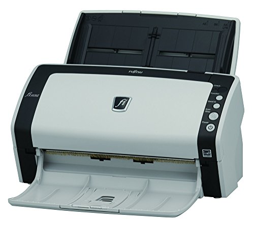 - Fujitsu fi-6130Z Duplex Sheet-Fed Document Scanner (Renewed)