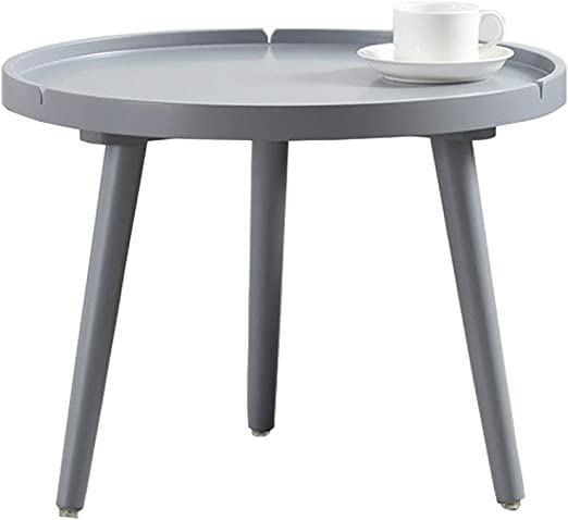 MSF Table Pliante Simple Petite Table Ronde Mini Nordic ...