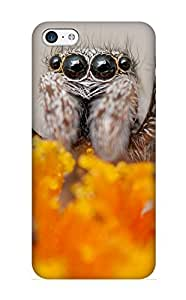 Awesome Design Animal Spider Hard Case Cover For Iphone 5c(gift For Lovers)