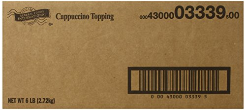Cappuccino Topping (General Foods International Coffees Cappuccino Topping, 16-Ounce Package (Pack of 6))