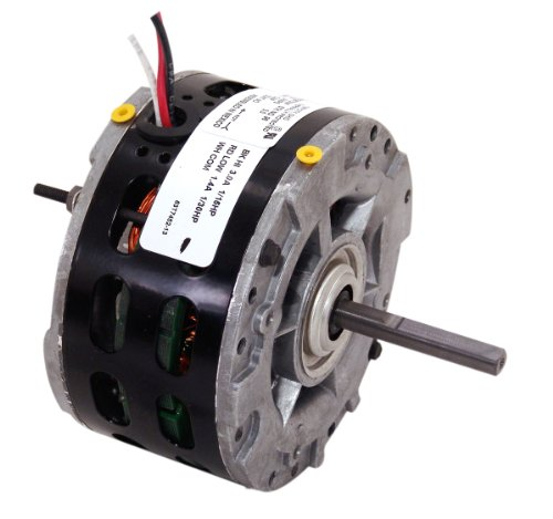AO Smith 96  5.0-Inch Frame Diameter 1/15 HP 1050 RPM 115-Volt 3-Amp Sleeve Bearing Blower (Smith Blower Assembly)
