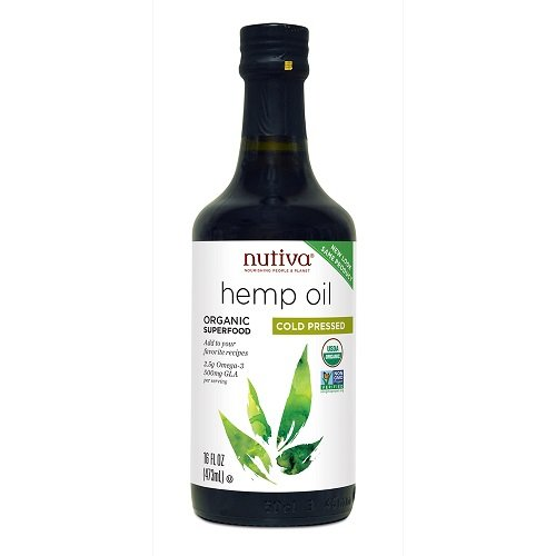 Nutiva-Organic-Hemp-Oil-16-Ounce-Bottles-Pack-of-2