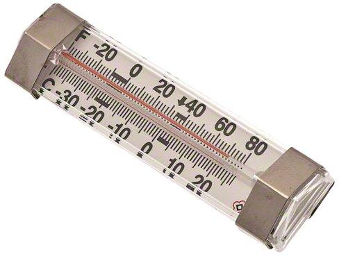 Browne (FT84028) 5'' Long Liquid Refrigerator/Freezer Thermometer