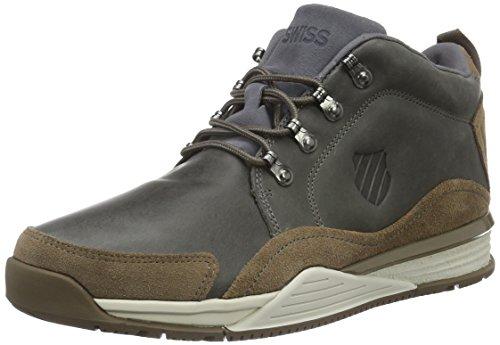 Cmf K 047 Sneakers Eaton basse swiss P Grigio da uomo antracite shitake ZwxqaxOt