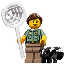 LEGO® Series 15 Minifigure - Animal Control Officer