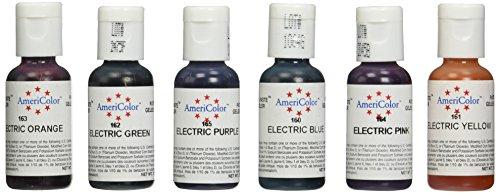 75oz Paste Electric Colors Decorating product image
