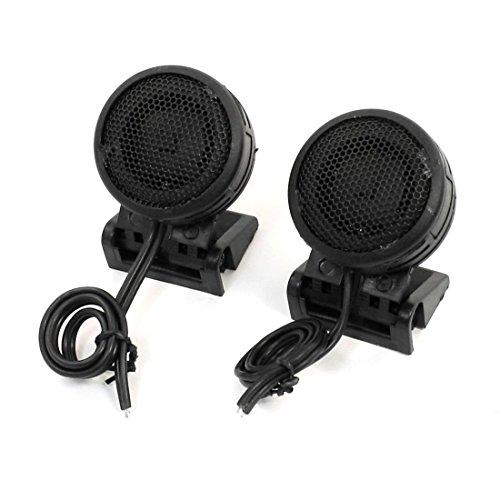 300 Watt Dome Tweeters - uxcell Auto Car Audio System Loud Speaker Dome Tweeters 300W 100dB 2.8V 2 Pcs